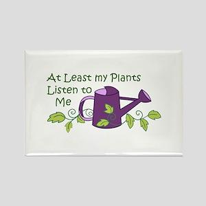 MY PLANTS LISTEN Magnets