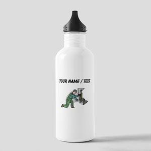 Machinist (Custom) Water Bottle