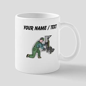 Machinist (Custom) Mugs