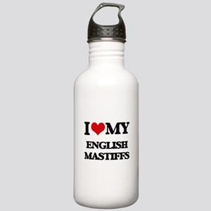 I love my English Mast Stainless Water Bottle 1.0L