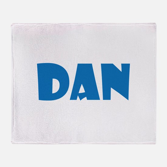 Dan Throw Blanket