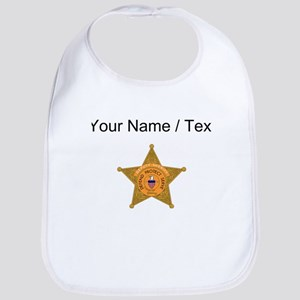 Deputy Sheriff Badge (Custom) Bib