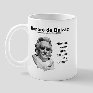 de Balzac Inequality Mug