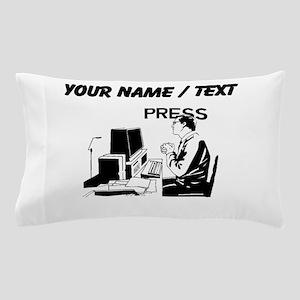 Journalist (Custom) Pillow Case
