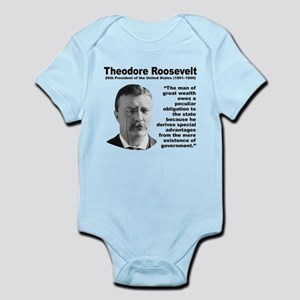 TRoosevelt Inequality Infant Bodysuit