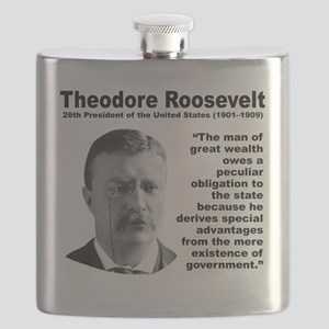 TRoosevelt Inequality Flask