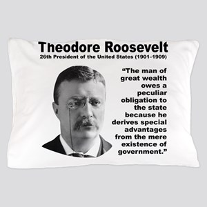 TRoosevelt Inequality Pillow Case