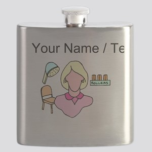 Hair Stylist (Custom) Flask