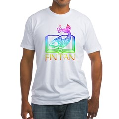 Fin Tan Rainbow Shirt