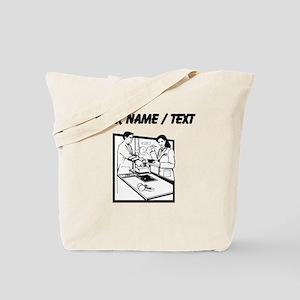 Grocery Clerk (Custom) Tote Bag