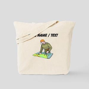 Geographer (Custom) Tote Bag