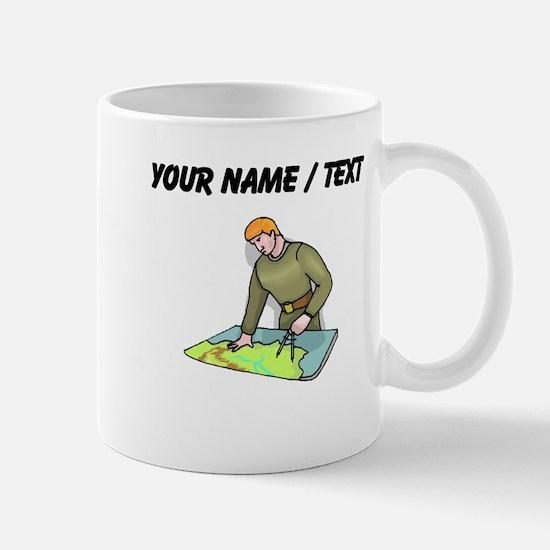 Geographer (Custom) Mugs