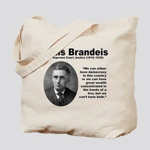 Brandeis Inequality Tote Bag