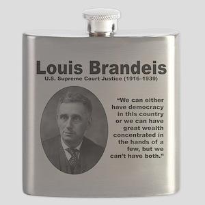 Brandeis Inequality Flask