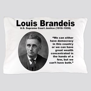 Brandeis Inequality Pillow Case