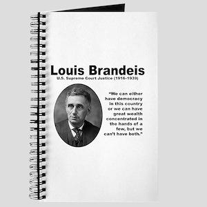 Brandeis Inequality Journal