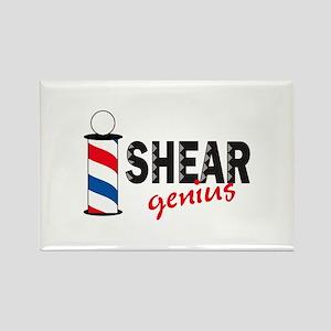 SHEAR GENIUS Magnets