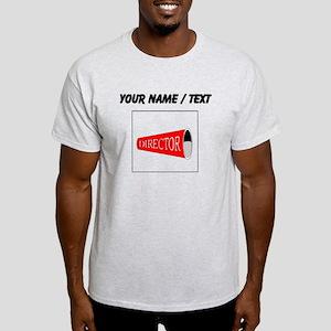 Directors Megaphone (Custom) T-Shirt