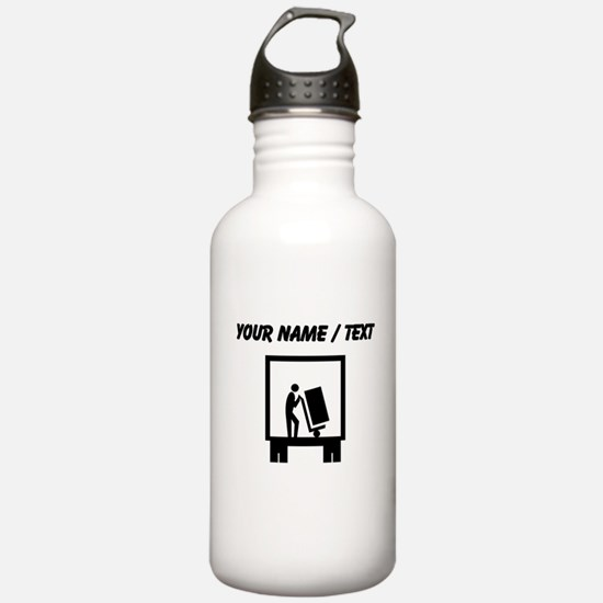 Delivery Service (Custom) Water Bottle