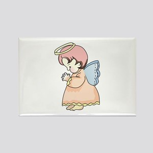 PRAYING ANGEL Magnets