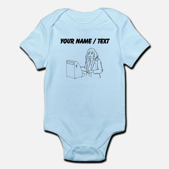 Cashier (Custom) Body Suit
