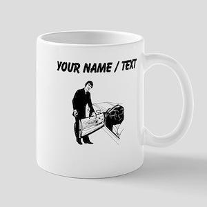 Car Salesman (Custom) Mugs
