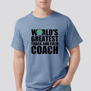 World's Greatest Track And Field Coach T-Shirt