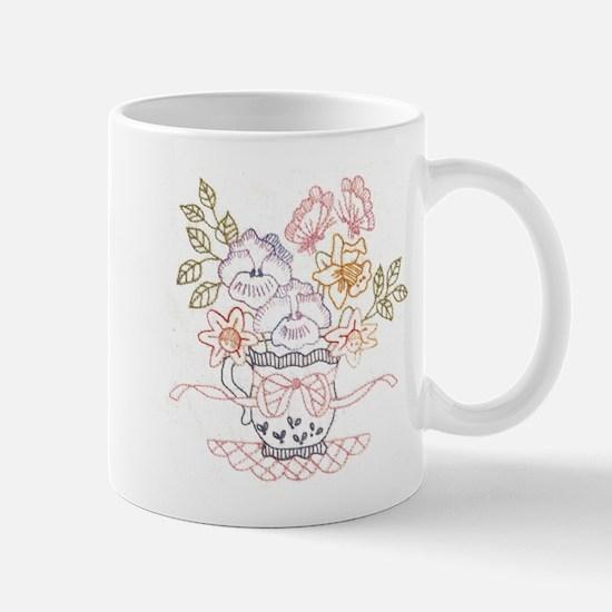 Embroidery Mugs