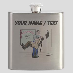 Barber (Custom) Flask