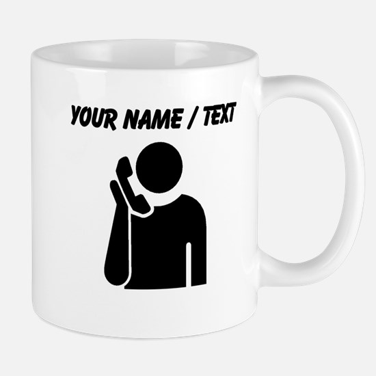 Answering Service (Custom) Mugs