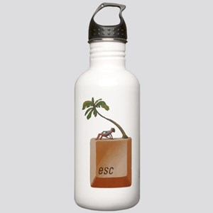 """ESCAPE """"Button"""" Stainless Water Bottle 1.0L"""