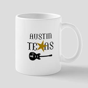AUSTIN TEXAS MUSIC Mugs