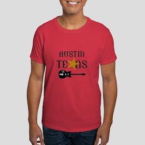 AUSTIN TEXAS MUSIC T-Shirt
