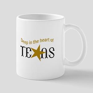 HEART OF TEXAS Mugs