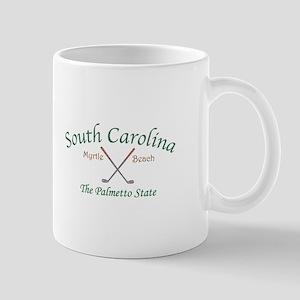 SOUTH CAROLINA Mugs