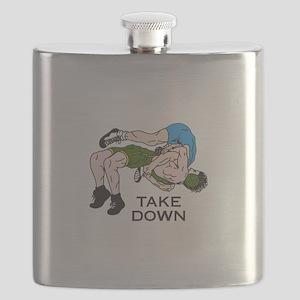 Take Down Flask