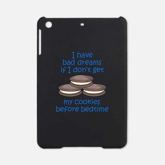 COOKIES BEFORE BEDTIME iPad Mini Case