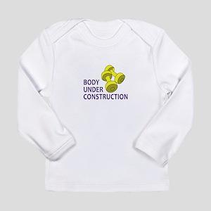 BODY UNDER CONSTRUCTION Long Sleeve T-Shirt