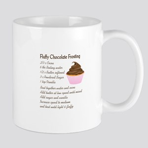 CHOCOLATE FROSTING RECIPE Mugs