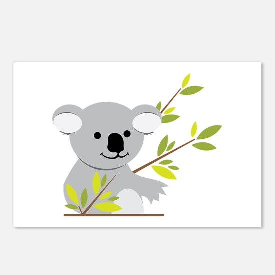 Koala Bear Postcards (Package of 8)
