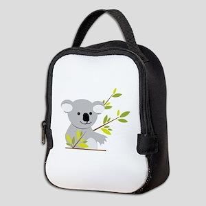 Koala Bear Neoprene Lunch Bag