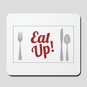 Eat Up Mousepad