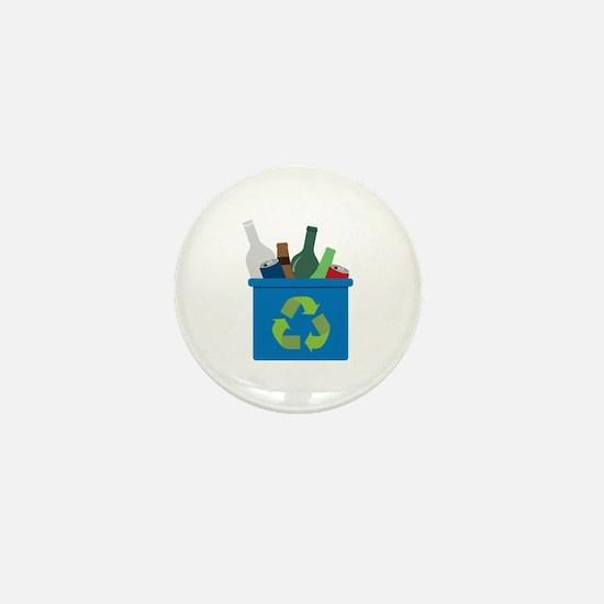 Full Recycle Bin Mini Button