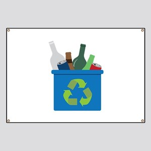 Full Recycle Bin Banner