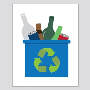 Full Recycle Bin Posters