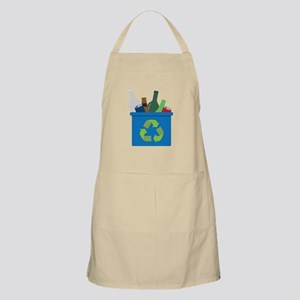 Full Recycle Bin Apron