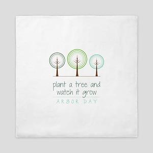 Plant a Tree Queen Duvet