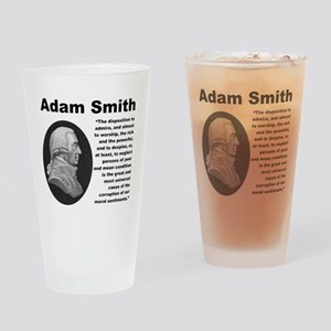 Smith Inequality Drinking Glass