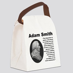 Smith Inequality Canvas Lunch Bag