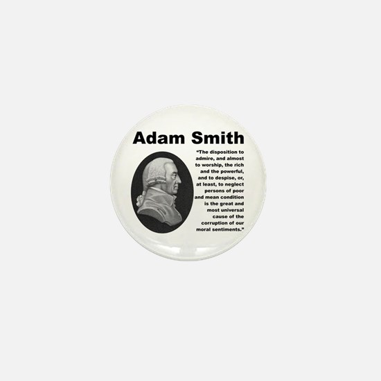 Smith Inequality Mini Button